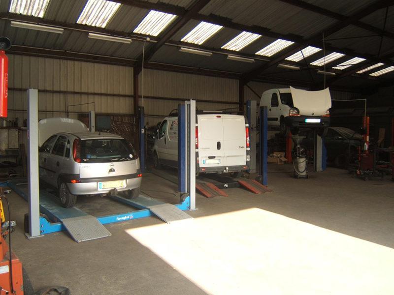 Garage automobile à proximité de Avranches et Saint Hilaire du harcouët